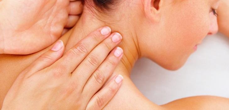 Болит воротниковая зона после массажа